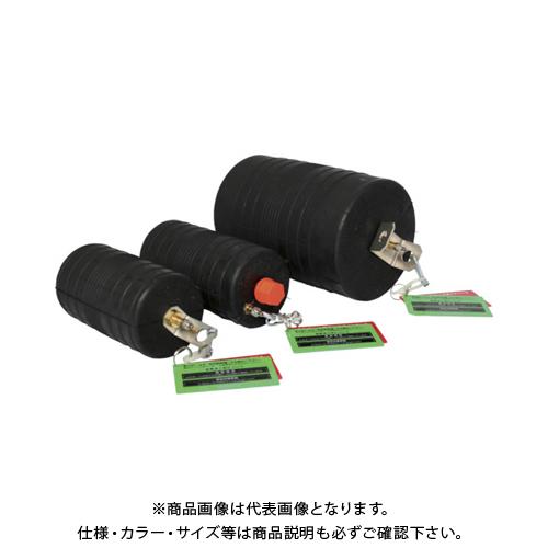 【運賃見積り】【直送品】Hoshin 止水ボール ショートタイプ 250 バイパス付 PS250BA