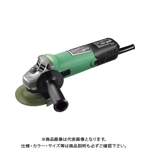 HiKOKI 電気ディスクグラインダ 強力形 再起動防止機能搭載 PDA100N-SSS