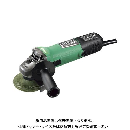 HiKOKI 電気ディスクグラインダ 低速トルク形 再起動防止機能 PDH100N-SSS