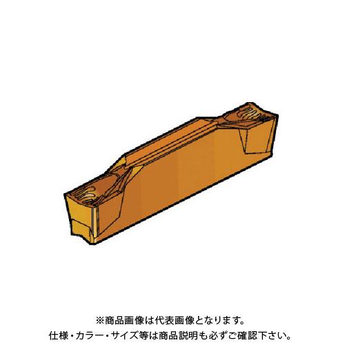 10個 コロカット2 1125 R123F2-0250-0501-CF:1125 突切り・溝入れチップ サンドビック
