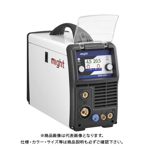 【直送品】マイト 半自動溶接機 MDM-200S10