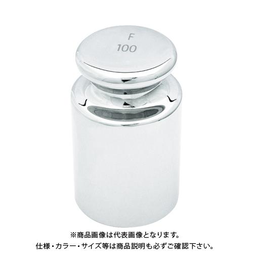 TRUSCO OIML 円筒分銅F2級 100g MLCF-100G