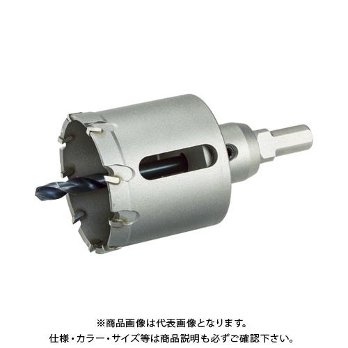TRUSCO NSPH65TP 貫通タイプ超硬ホールソー65mm