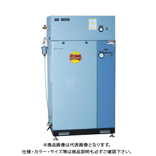【直送品】富士 ドライヤー付低圧パッケージ形コンプレッサ7.5KW60HZ NLP-75LPRD60