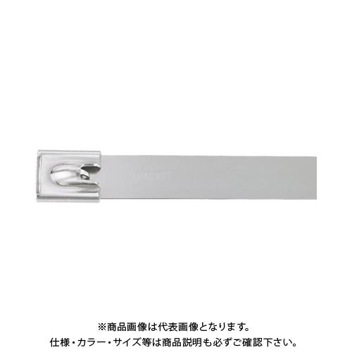 パンドウイット MLTタイプ 自動ロック式ステンレススチールバンド SUS304 幅12.7mm 長さ434mm 50本入り MLT4EH15-LP MLT4EH15-LP