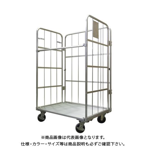 【運賃見積り】 【直送品】 ヤマト L型ロールコンビテナー(アルミ製・ LRC80-AL
