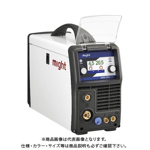 【直送品】マイト 半自動溶接機 MDM-200S08