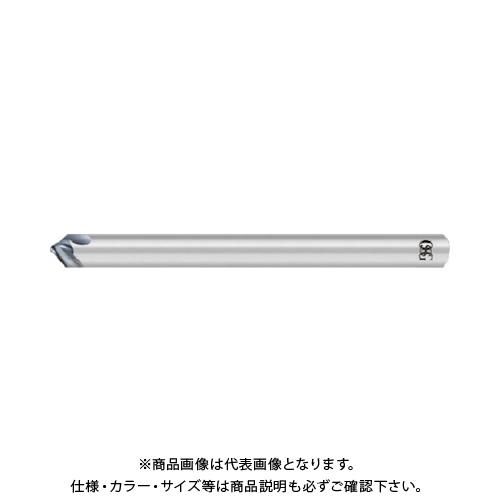OSG 超硬面取りカッタ ロングシャンク レギュラ 3刃 LS―HSCT―N 9200078 LS-HSCT-N 1X45X8X100
