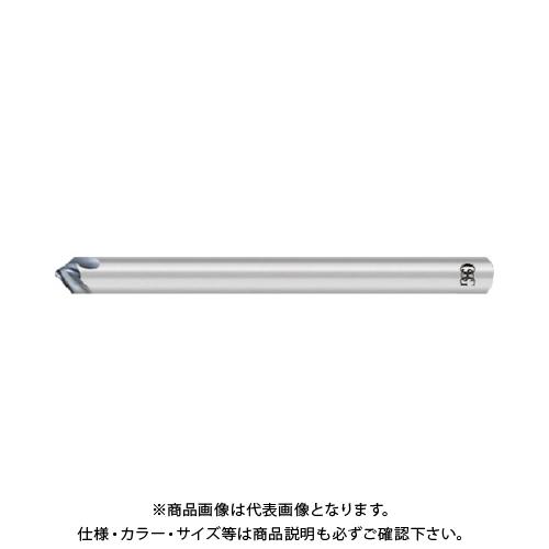 OSG 超硬面取りカッタ ロングシャンク レギュラ 3刃 LS―HSCT―N 9200080 LS-HSCT-N 2X45X10X100