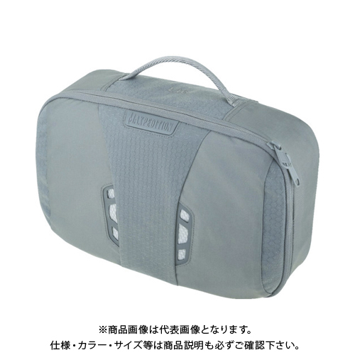 MAX トイレタリーバッグ グレー LTBGRY