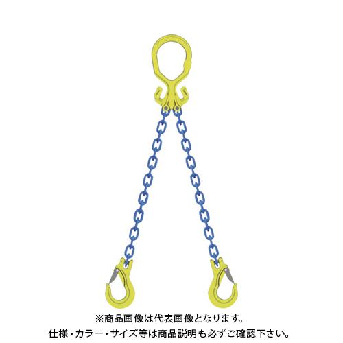 マーテック GrabiQチェーンスリングセット MG2-EGKNA10-5.5T MG2-EGKNA10