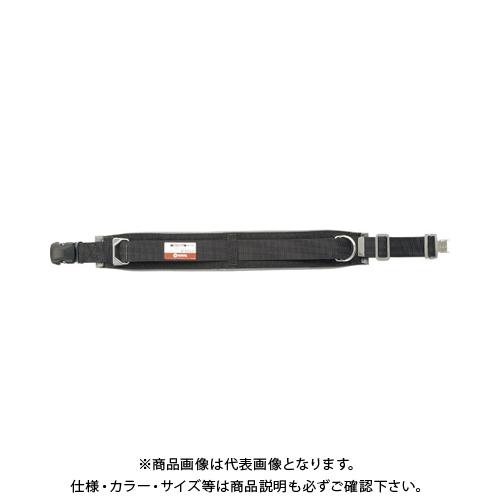 マーベル 柱上安全帯用ベルト(ワンタッチバックルタイプ)黒 MAT-170B