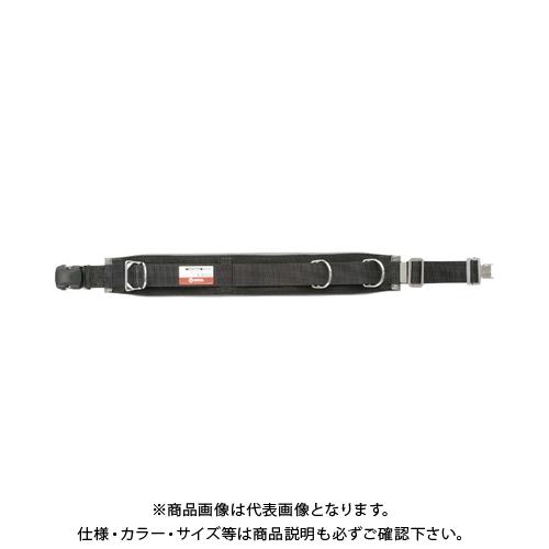 マーベル 柱上安全帯用ベルト(ワンタッチバックルタイプ)黒 MAT-180B