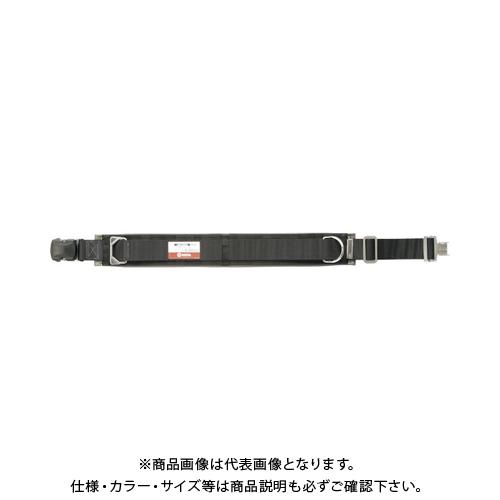 マーベル 柱上安全帯用ベルト(ワンタッチバックルタイプ)黒 MAT-80B