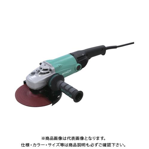 【運賃見積り】 【直送品】 ミタチ ディスクグラインダ MG180BDM-200V