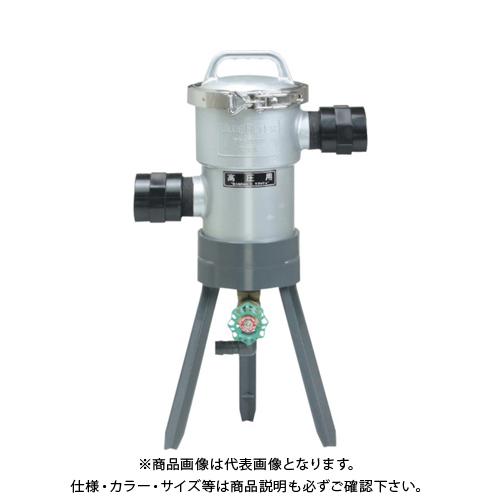 マサル ブルーフィルター PF-200型 高圧用 40φ 50メッシュ M4315