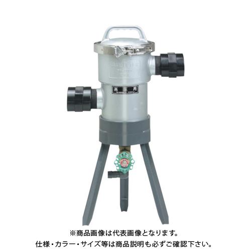 マサル ブルーフィルター PF-200型 高圧用 50φ 120メッシュ M4314
