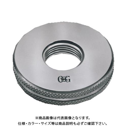 OSG ねじ用限界リングゲージ メートル(M)ねじ 31419 LG-WR-2-M22X1