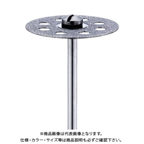 ミニモ 電着ダイヤモンドカッティングディスク φ22 全面電着 MC1163