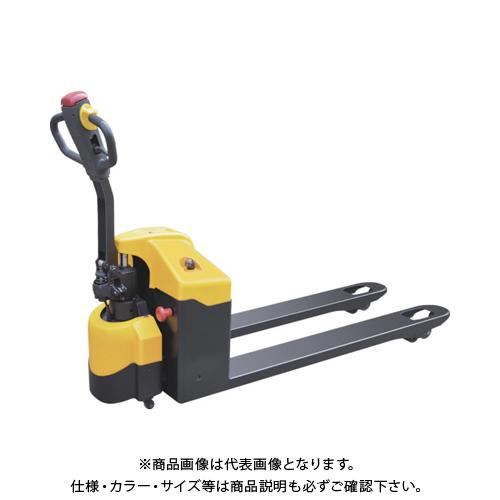 【運賃見積り】 【直送品】 コレック 電動走行・手動昇降ローリフト LH15L