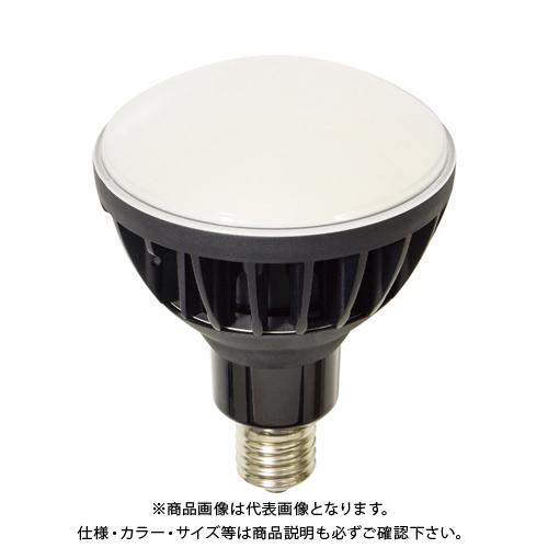 日動 LED交換球 ハイスペックエコビック50W E39 本体黒 L50V2-J110BK-50K