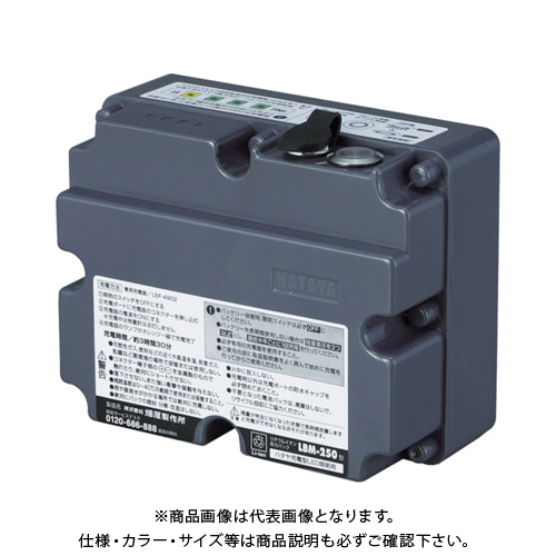 ハタヤ LEDジューデンボールライト専用予備バッテリー LBM-250