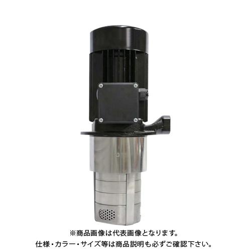 【直送品】テラル 多段浸漬型クーラントポンプLBK 口径20mm LBK2-100/6-E