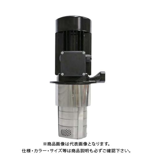 【直送品】テラル 多段浸漬型クーラントポンプLBK 口径20mm LBK4-90/4-E