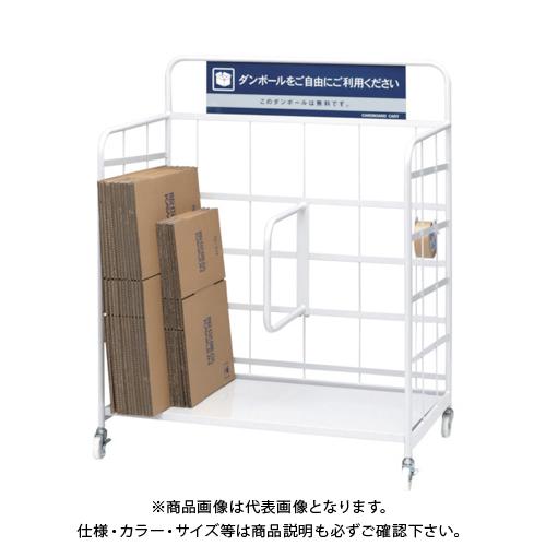 【運賃見積り】【直送品】KAWAJUN ダンボールカート10560 LBA001
