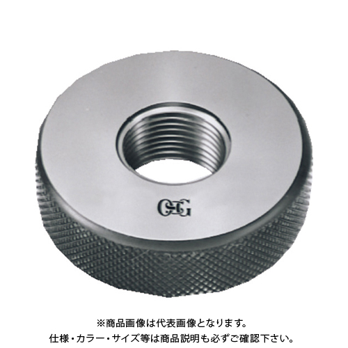 OSG ねじ用限界リングゲージ メートル(M)ねじ 30687 LG-GR-2-M9X0.5