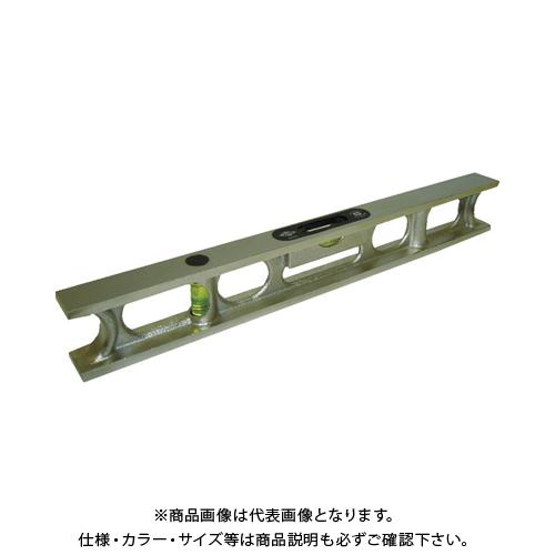 KOD 鉄レベル メッキ仕上げ 450mm L-880 450MM
