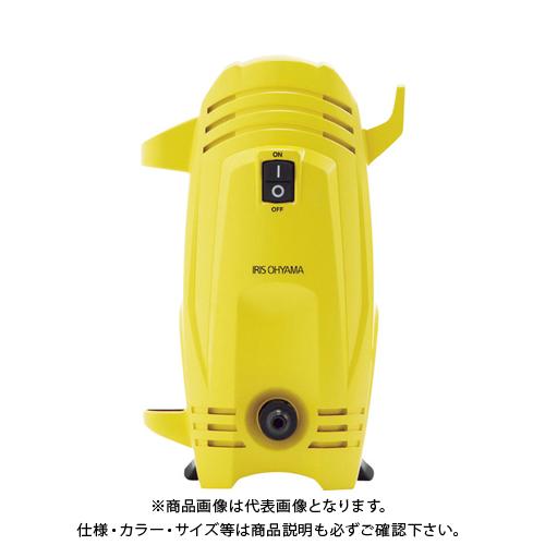 IRIS 558260 高圧洗浄機 イエロー FBN-401