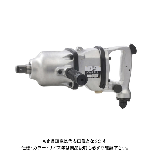 空研 中型インパクトレンチ(2ハンマー・19mm) KW-L20G