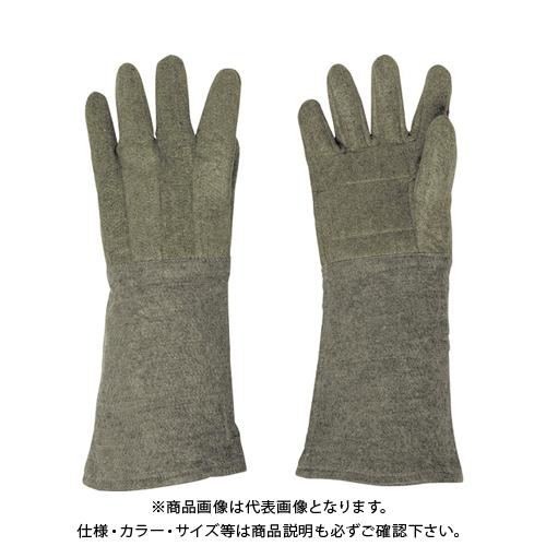 テイケン 耐熱手袋 ロングタイプ EGF37L