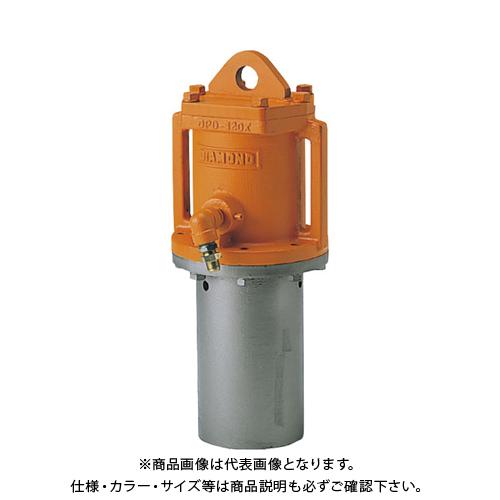【直送品】DIAMOND エアーくい打機 DPD120X