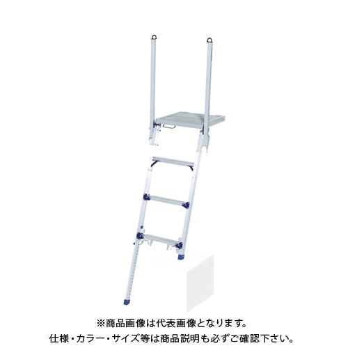 【運賃見積り】【直送品】ピカ トラック昇降ステップ DXF14