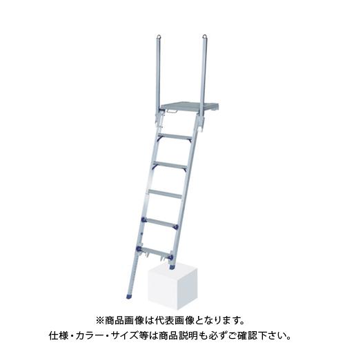 【運賃見積り】【直送品】ピカ トラック昇降ステップ DXF18