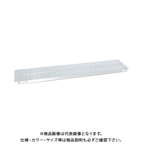 【運賃見積り】【直送品】ピカ 連結足場板 DXFST15