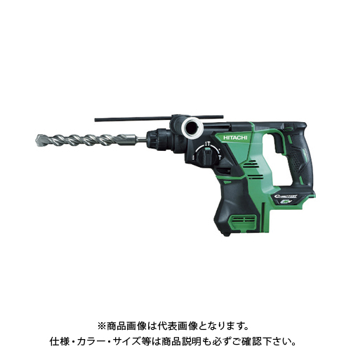 HiKOKI 36Vコードレスロータリハンマドリル 新マルチボルト本体のみ DH36DPA-NN