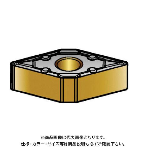 サンドビック T-Max P 旋削用ネガ・ワイパーチップ 1125 10個 DNMX 11 04 04-WF:1125