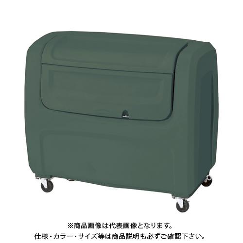 【運賃見積り】 【直送品】 積水 ダストボックスDX#800 OD色 DX8OD