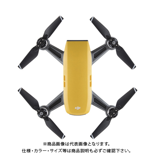 DJI Spark Fly More コンボ サンライズイエロー D-149580