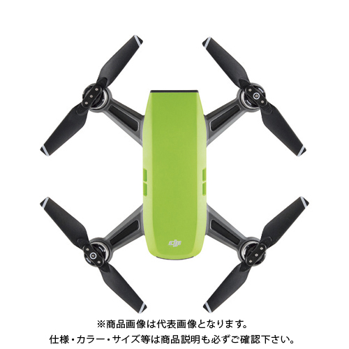 DJI Spark Fly More コンボ メドウグリーン D-149610
