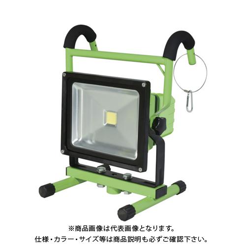 日動 充電式LED ハンガーチャージライト BAT-H30W-L1PMSH