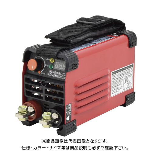 日動 デジタルインバーター直流溶接機 スーパーウェルダー70 単相100V専用 BM1-70DA-SP