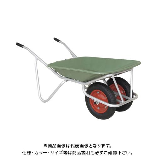 【個別送料2000円】 【直送品】 HARAX アルミ2輪車 CF2W