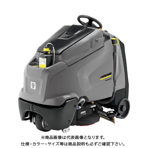 【運賃見積り】 【直送品】 ケルヒャー 業務用立ち乗り式床洗浄機 BD65/95RS BP DOSE