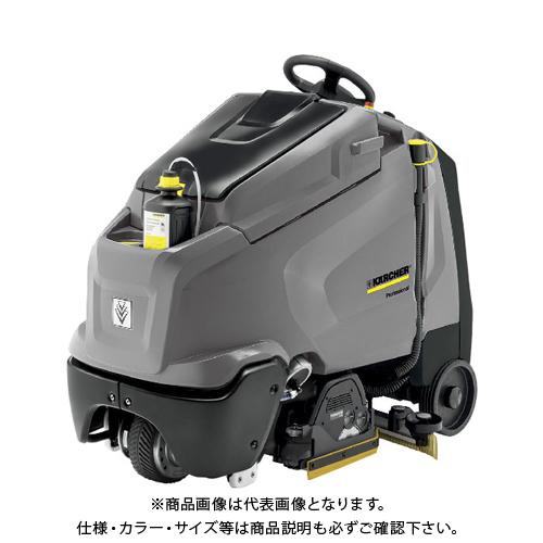 【運賃見積り】 【直送品】 ケルヒャー 業務用立ち乗り式床洗浄機 BR65/95RS BP DOSE