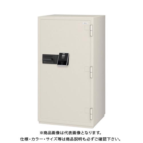 【運賃見積り】【直送品】エーコー 耐火金庫(顔認証ロック式) CSG-94FIDS