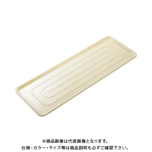 【運賃見積り】【直送品】KAWAJUN プラトレイ6040(アイボリー) 10枚 BDA025VR